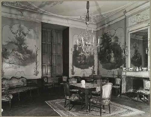 Kasteelborgharen for Ministre interieur 1960